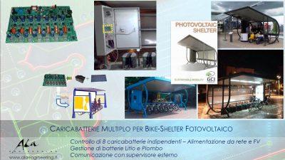 Caricabatterie da Energia Solare per e-bike