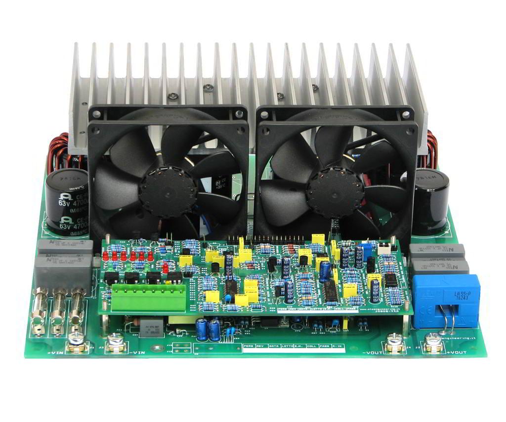 stabilizzatori elettronici, Stabilizzatori di Tensione