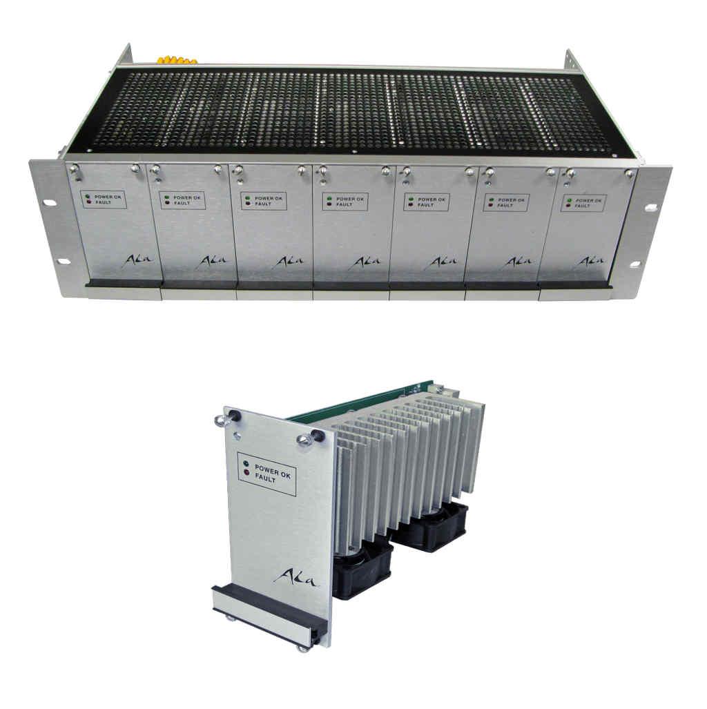 Alimentatori rack, Alimentatori Rack – Modulari